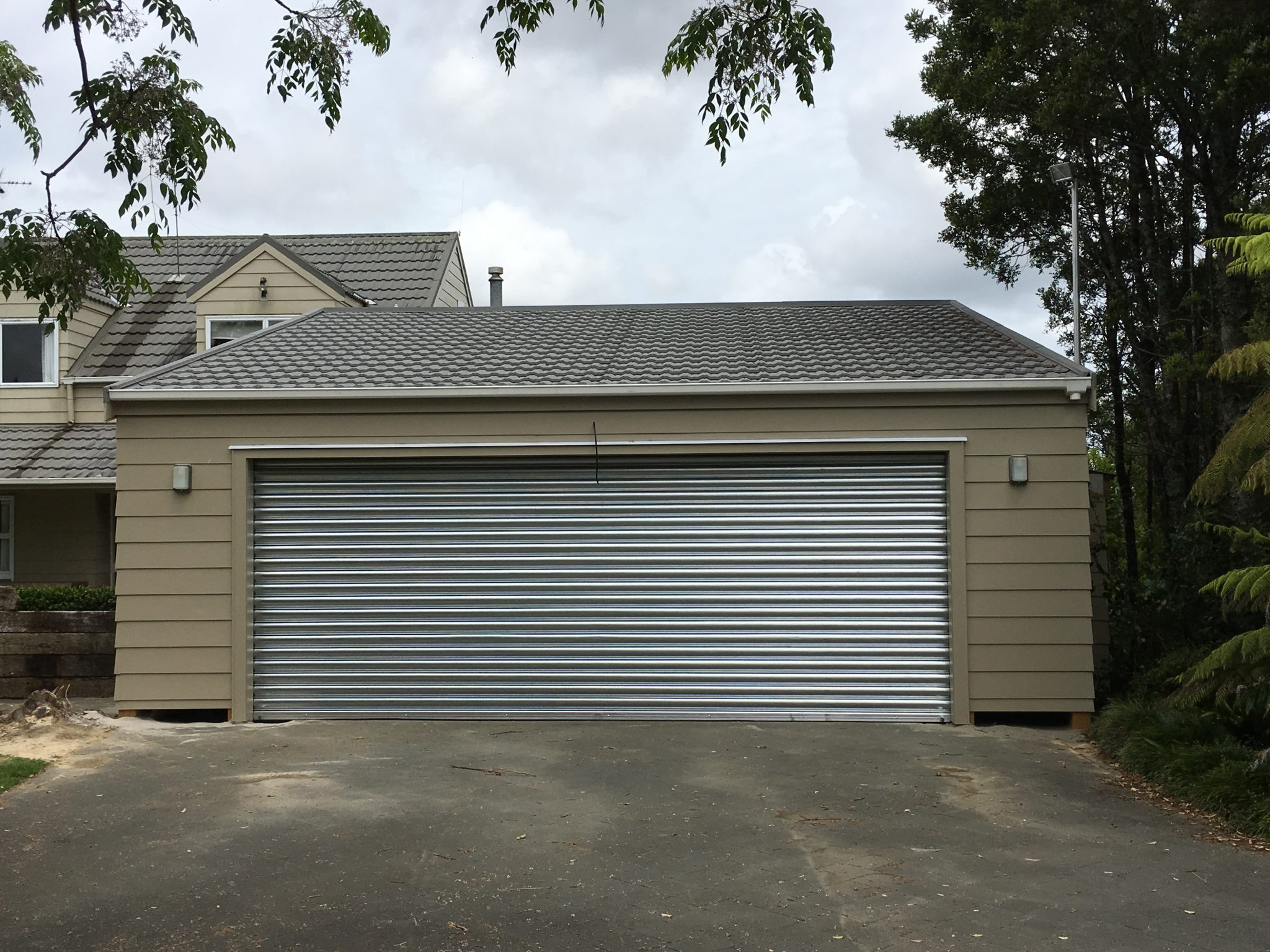 North Shore Garage Extension