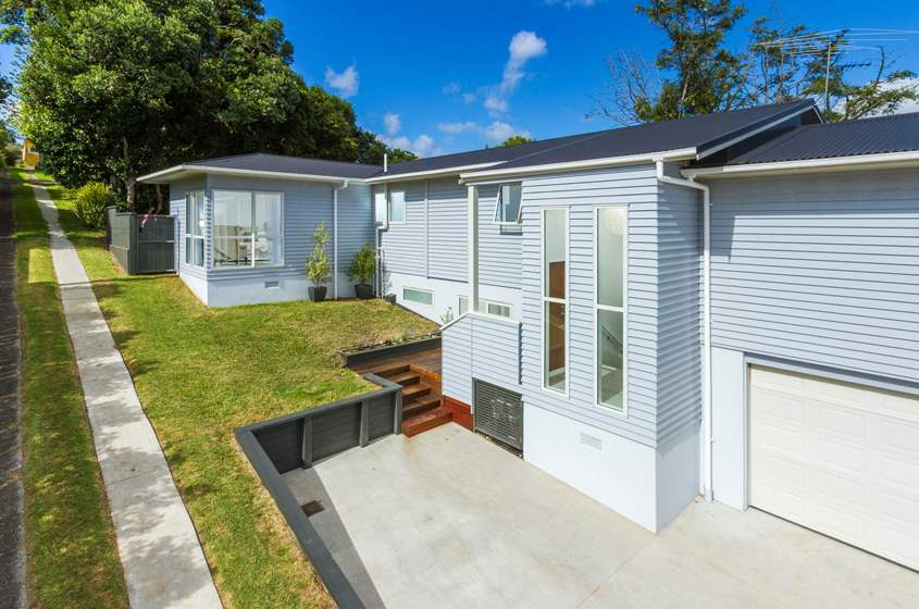 Newhaven Terrace, Mairangi Bay – Renovation