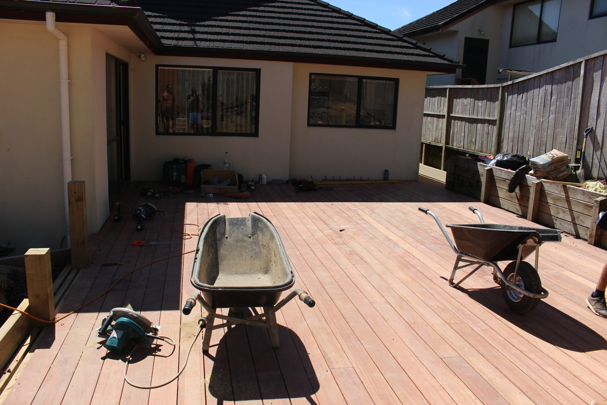 North Shore Deck Renovations