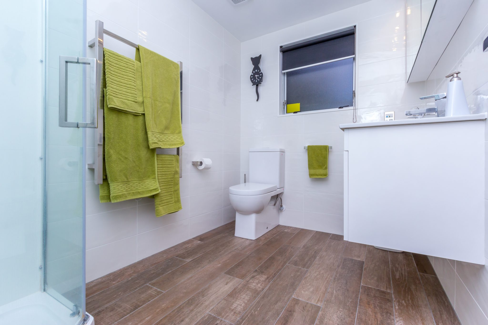 Orchard Road, Browns Bay -Bathroom Renovation